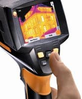 Testo 875i Thermal Imaging Camera Range